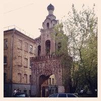 Photo taken at Baumanskaya Street by Максим Р. on 5/13/2013