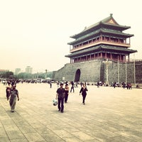 Photo taken at Tian'anmen Square by Алексей С. on 5/17/2013