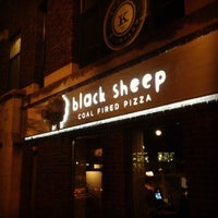 Photo taken at Black Sheep Coal Fired Pizza by Cole K. on 8/10/2013