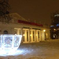 Снимок сделан в Новая опера пользователем Aleksei 1/31/2013