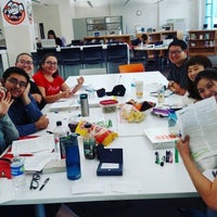 Photo taken at Pollak Library by TiaJj♡ on 10/7/2017