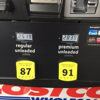 Photo taken at Costco Gasoline by Rod B. on 4/7/2017