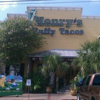 Photo taken at Henry's Puffy Tacos & Cantina by Daniel S. on 9/22/2012