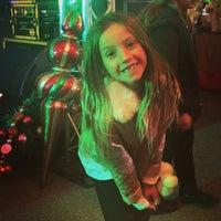 Photo taken at Glittering Lights by Jen G. on 11/14/2014
