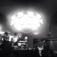 Photo taken at Caffe' Giacosa a Palazzo Strozzi by Marta T. on 1/19/2014