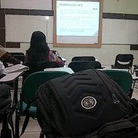 Photo taken at Fakultas Ekonomi Universitas Tanjungpura by Irhan S. on 4/19/2013