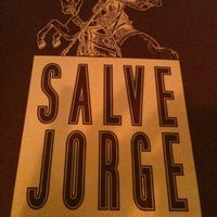 Photo taken at Salve Jorge by Dominique C. on 11/16/2012