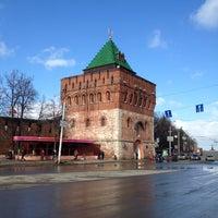 Das Foto wurde bei Demetrios Turm von Ekaterina B. am 3/9/2014 aufgenommen