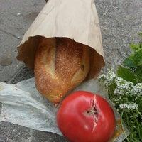 Photo taken at University District Farmers Market by Richard F. on 6/1/2013