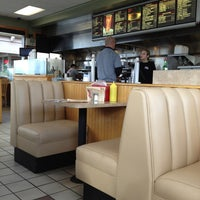 Photo taken at Orcutt Burger by ajdury *. on 1/1/2013