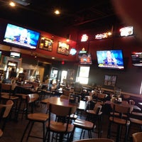 Photo taken at Buffalo Wild Wings by John G. on 10/17/2013