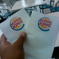 Photo taken at Burger King by Luis G. on 12/13/2012