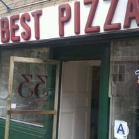Photo taken at Best Pizza by Tremain E. on 9/20/2012