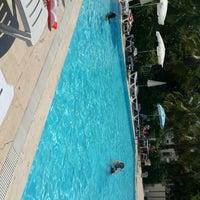 Photo taken at Turem Otel Havuzu by Melis S. on 7/27/2016