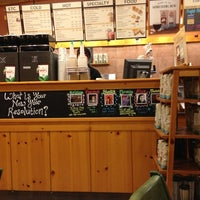 Photo taken at Caribou Coffee by Chris M. on 2/6/2013