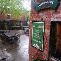 Photo taken at O'Shea's Irish Pub by Blaine D. on 5/4/2013