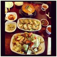Photo taken at SJ Omogari Korean Restaurant by Aldouse H. on 2/8/2013