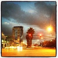 Photo taken at Hilton San Jose by Aldouse H. on 11/29/2012