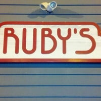 Photo taken at Ruby's Diner by Margo M on 11/18/2012