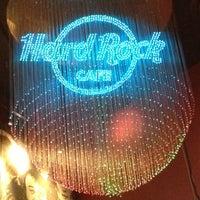 Photo taken at Hard Rock Cafe Penang by gerard t. on 12/29/2012
