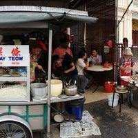 Photo taken at Heng Huat Café by gerard t. on 12/27/2012