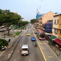 Photo taken at Changi Road by gerard t. on 4/25/2014