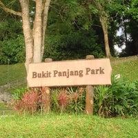 Photo taken at Bukit Panjang Park by gerard t. on 6/4/2014