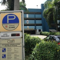 Photo taken at Multi-Storey Car Park (No. SD NBRM) (Wilson Parking) by gerard t. on 12/21/2012