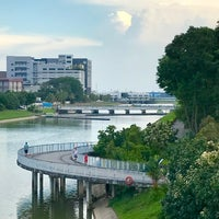 Photo Taken At Pandan Gardens Park Connector By Gerard T On 7 2