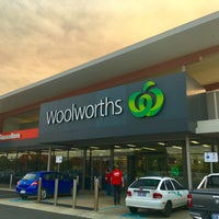 Photo taken at Woolworths by gerard t. on 11/29/2016