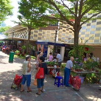 Photo taken at West Coast Market Square (Market & Food Centre) by gerard t. on 4/12/2015