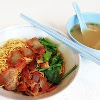 Photo taken at Yap Kee Wanton Noodles by gerard t. on 7/6/2013