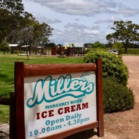 Photo taken at Millers Ice Cream by gerard t. on 11/30/2016