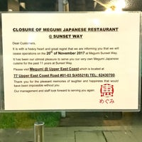 Photo taken at Megumi Japanese Restaurant by gerard t. on 10/8/2017