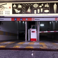 Photo taken at Basement Car Park | Holland Road Shopping Centre by gerard t. on 6/6/2014