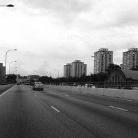 Photo taken at Keppel Viaduct by gerard t. on 1/2/2013
