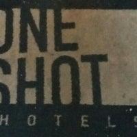 Photo taken at Hotel One Shot 04 Recoletos by gerard t. on 6/27/2015