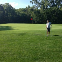 Photo taken at Petrifying Springs Golf Course by Ethan H. on 8/3/2013