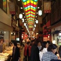 Photo taken at Nishiki Market by the510 on 10/12/2012