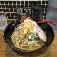 Photo taken at 麺処 花田 渋谷店 by the510 on 4/22/2015