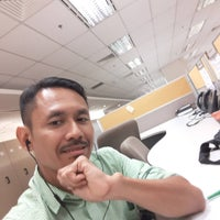 Photo taken at Plaza IBM by AIZUL O. on 10/12/2016