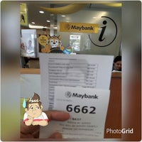 Photo taken at Maybank by AIZUL O. on 11/19/2016