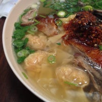 Photo taken at Teo Chow Noodle Shack by Johnny W. on 3/1/2013