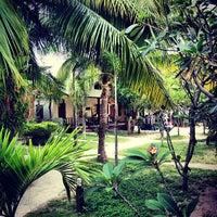 Photo taken at Haad Salad Villa by Ira V. on 1/19/2013