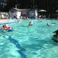 Photo taken at Sunwood Lakes Pool by Kelsey W. on 6/23/2013
