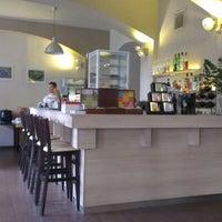 Photo taken at Sicily café by Michael B. on 10/19/2012