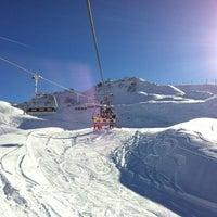 Photo taken at Estació d'esquí de Baqueira/Beret by Martin D. on 1/27/2013