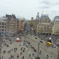 Photo taken at Dam Square by Buğra S. on 5/10/2013