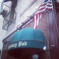 Photo taken at Nancy Whiskey Pub by Brent N. on 7/4/2013