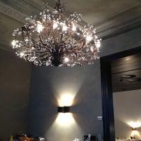 Photo taken at Lounge Bar Hotel Messeyne by Michael O. on 12/10/2012